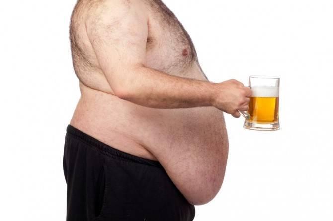 Пивной алкоголизм – симптомы и лечение