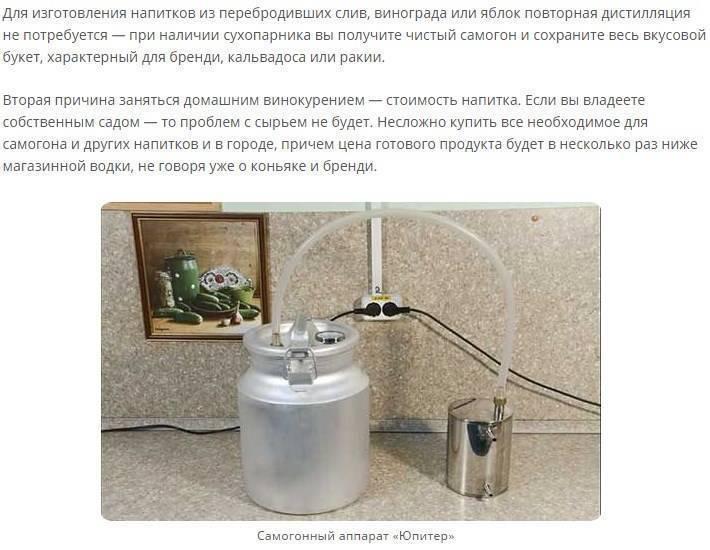 Как сделать самогонный аппарат в домашних условиях