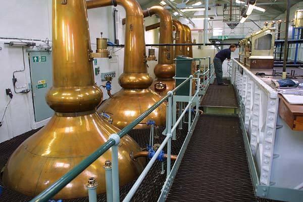Как и из чего делают виски — технология производства