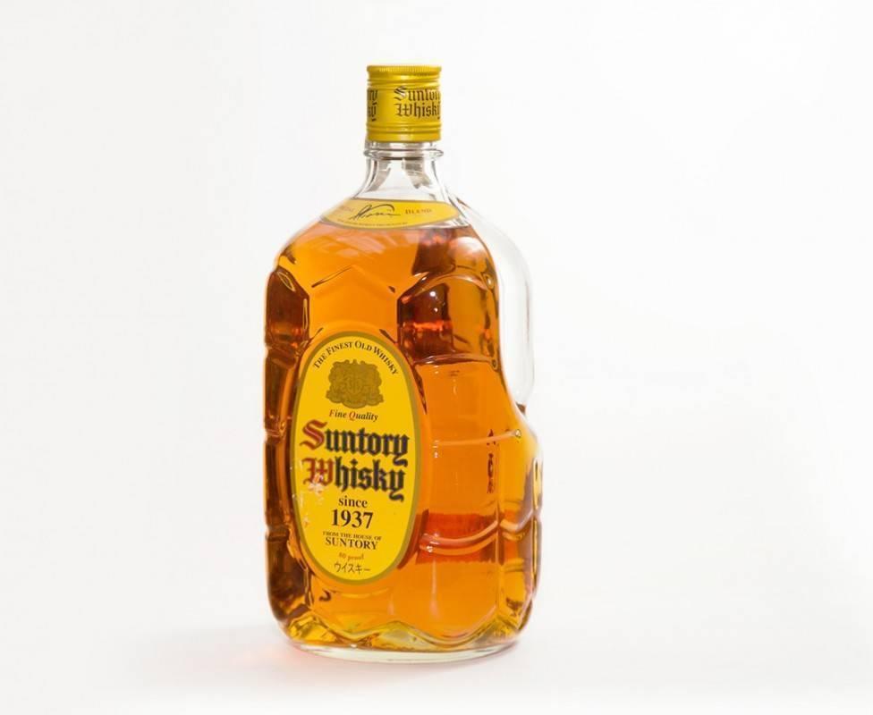 Японский виски suntory - самый молодой виски в мире - lawebar
