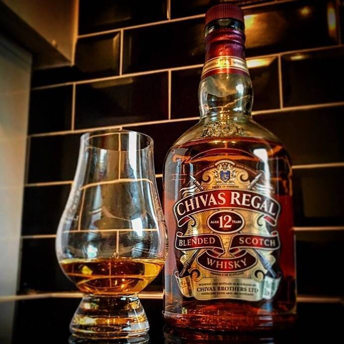 Обзор виски чивас ригал