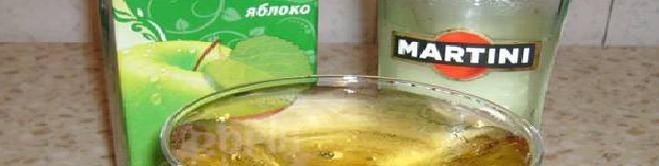 С чем и как пить мартини россо?
