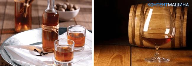 Как приготовить домашний коньяк из спирта или водки
