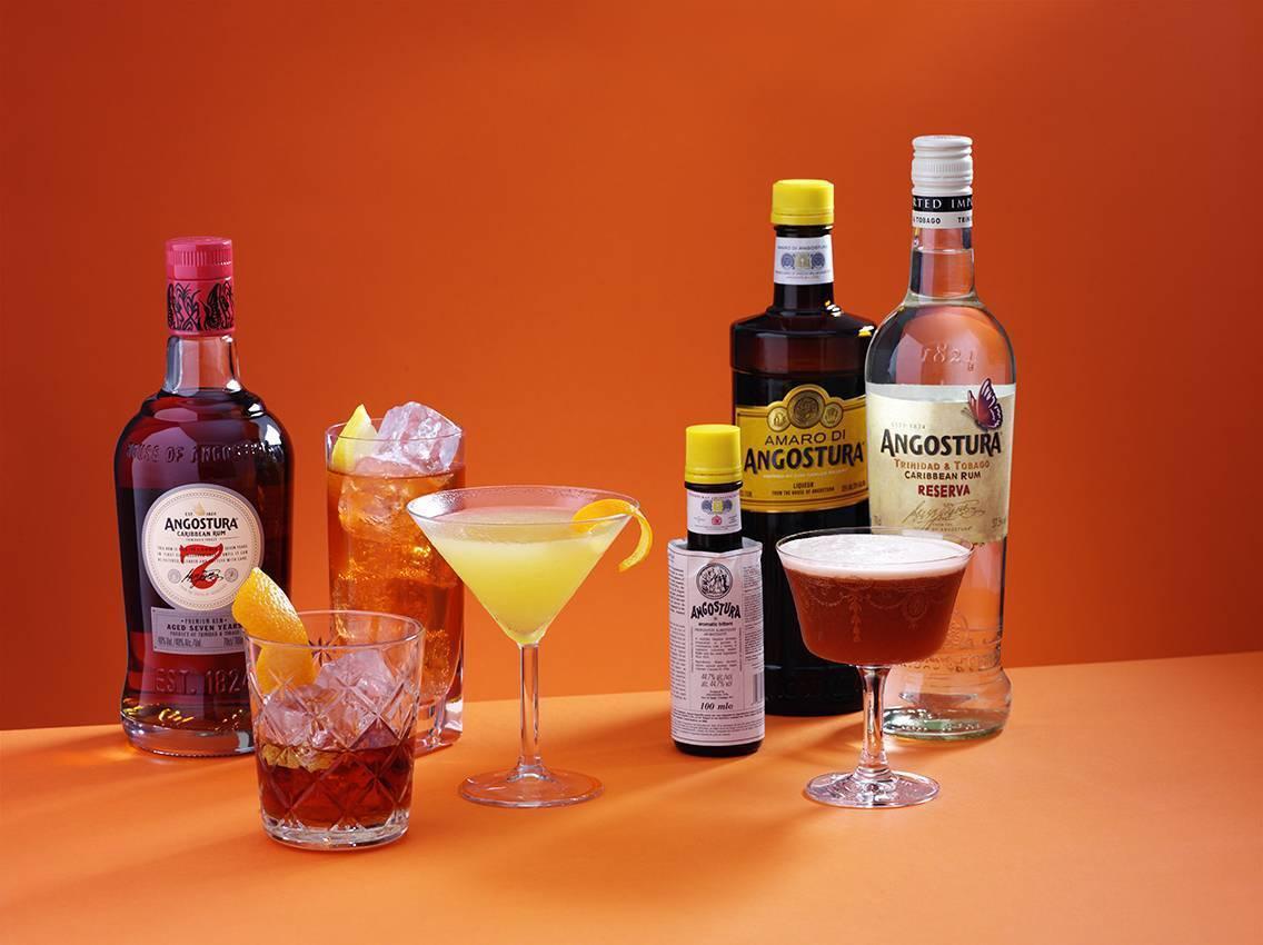 Разновидности алкогольных напитков