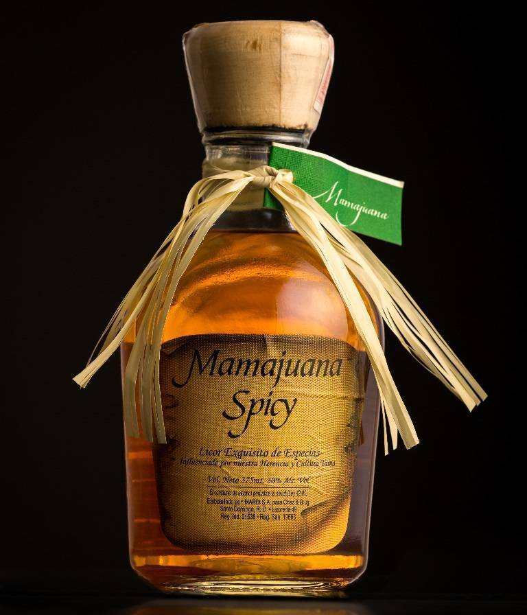 Настойка мамахуана: рецепты приготовления с ромом, водкой и самогоном.
