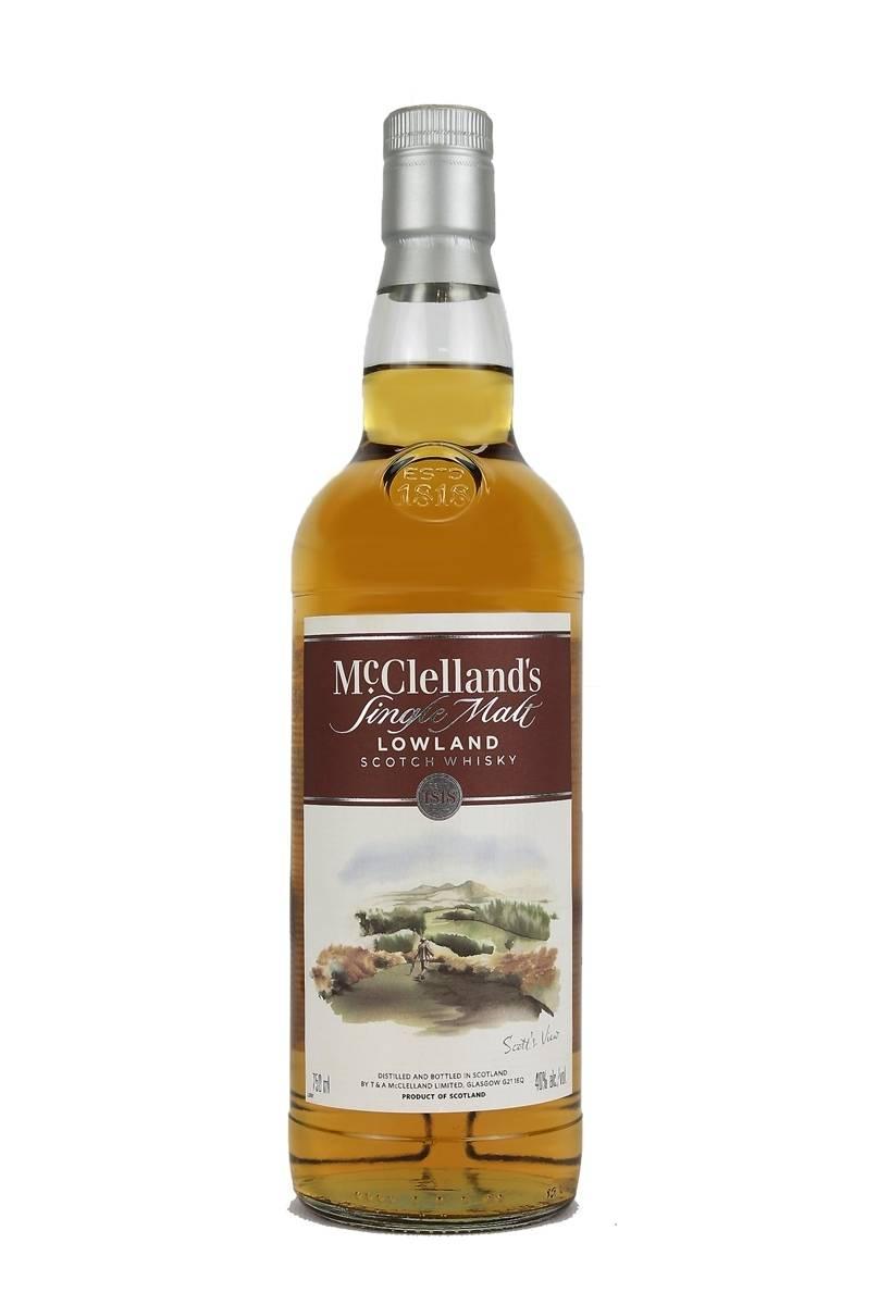 Обзор виски McClelland's (Макклелланд)