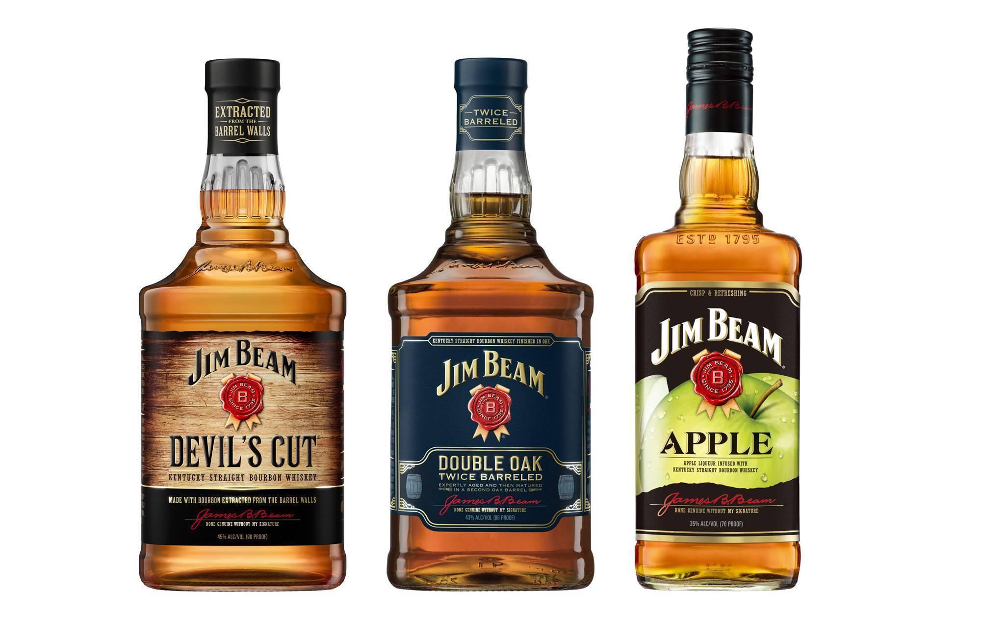 Как и с чем пить бурбон jim beam (джим бим)