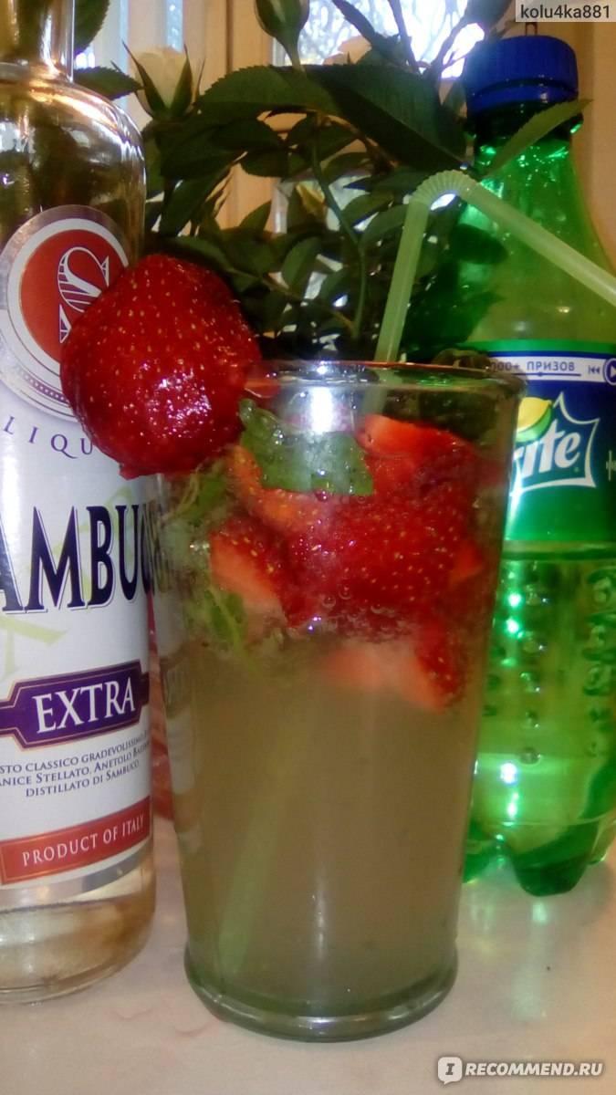 Готовим и правильно пьём Самбуку