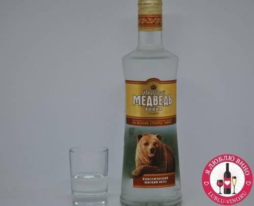 """Водка """"медведь"""": описание, информация о производителе и результаты независимого тестирования :: syl.ru"""