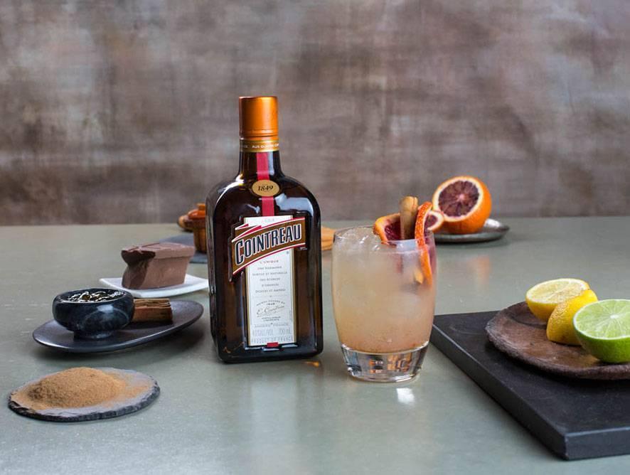 Топ-6 коктейлей с текилой и апельсиновым ликером