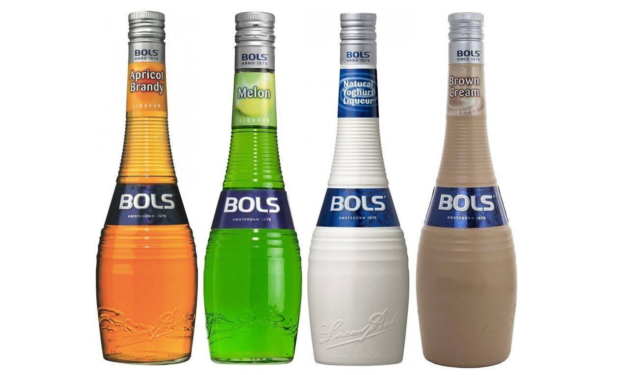 Ликеры болс ( lucas bols): вкусы, отзывы