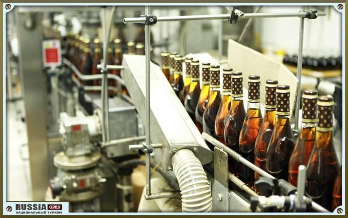 68 заводов производителей коньяка, список предприятий из рф, данные на август 2020 года