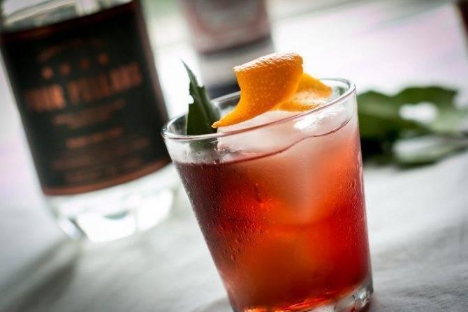 Слабоалкогольный коктейль апероль шприц
