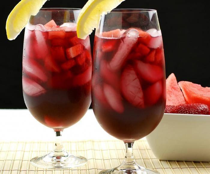 Домашние клубничные ликеры: ксу ксу, di fragole и йогурт