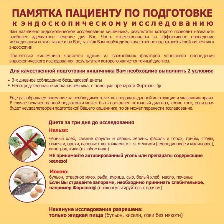 Можно ли курить перед гастроскопией - здоровое тело