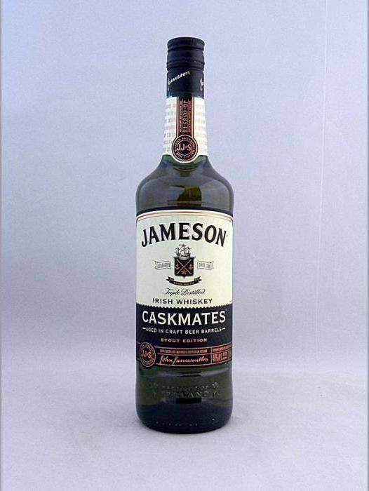 Виски jameson (джемесон) — история, описание и виды ирландского напитка