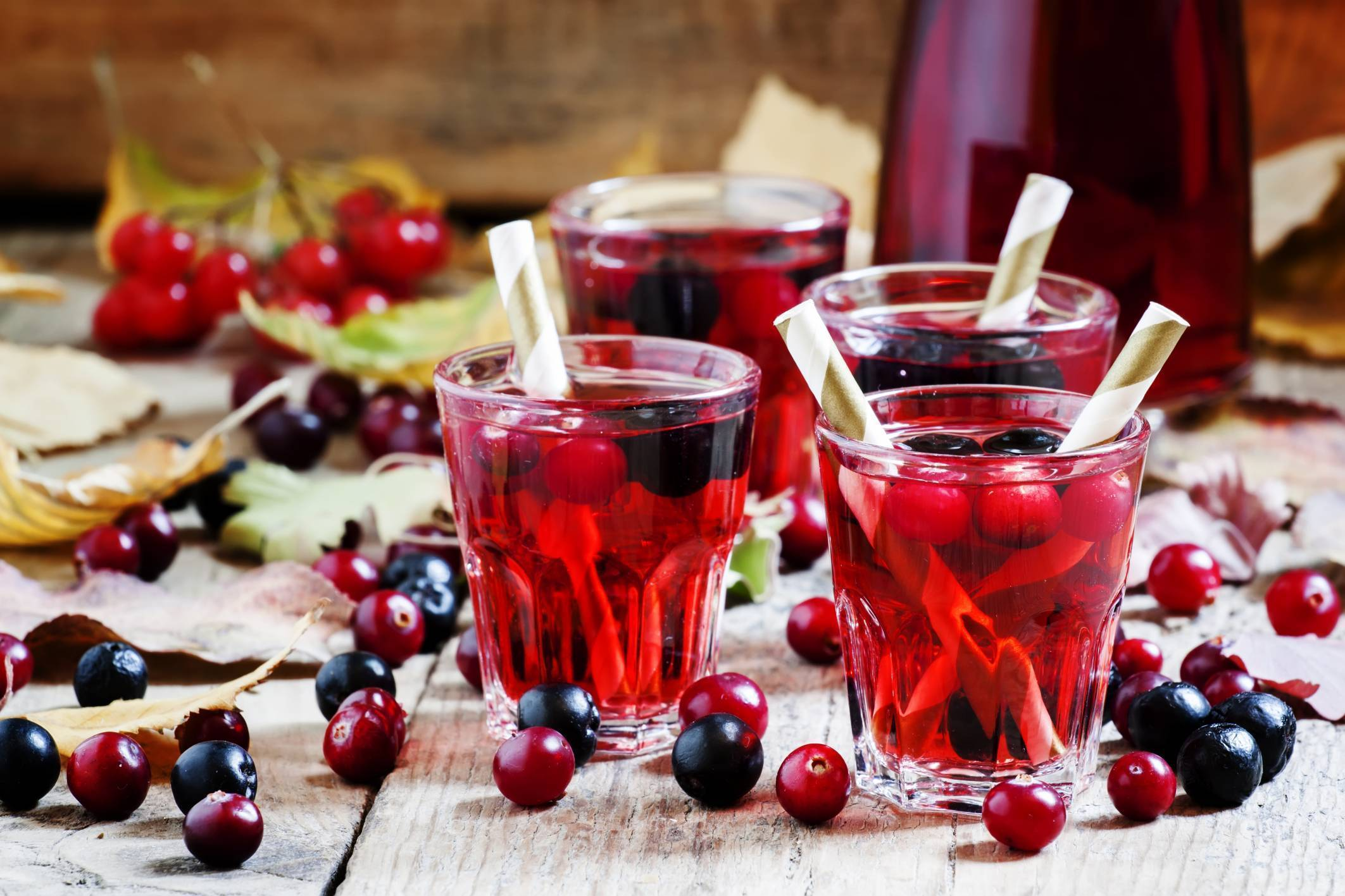 Клюквенное вино в домашних условиях рецепт