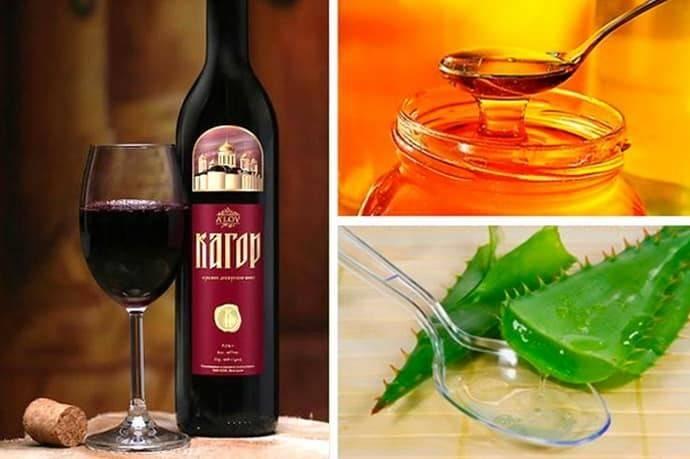 Вино мед и алоэ от простатита какие свечи употребляют при простатите