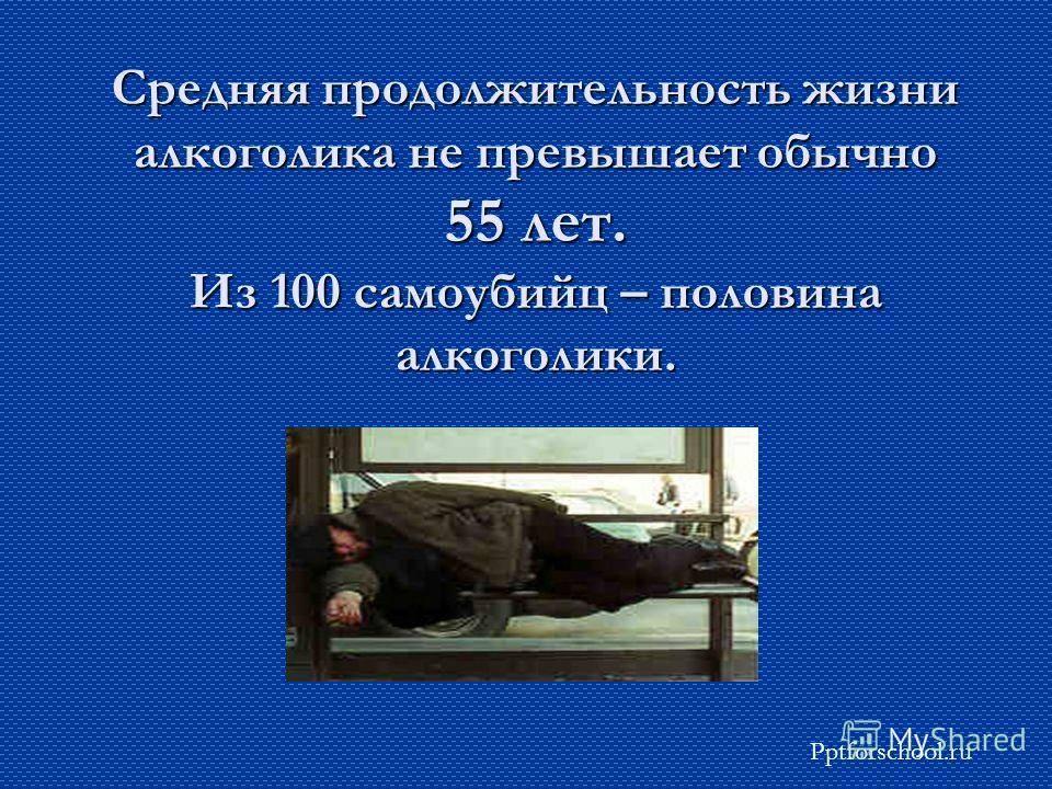 Сколько живут алкоголики, если пьют каждый день? + видео | наливали