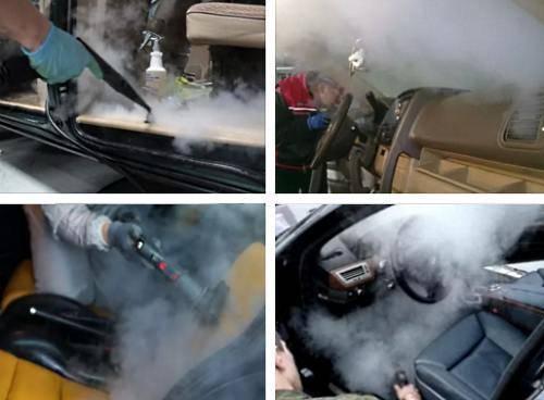 Как вывести запах табака из автомобиля?