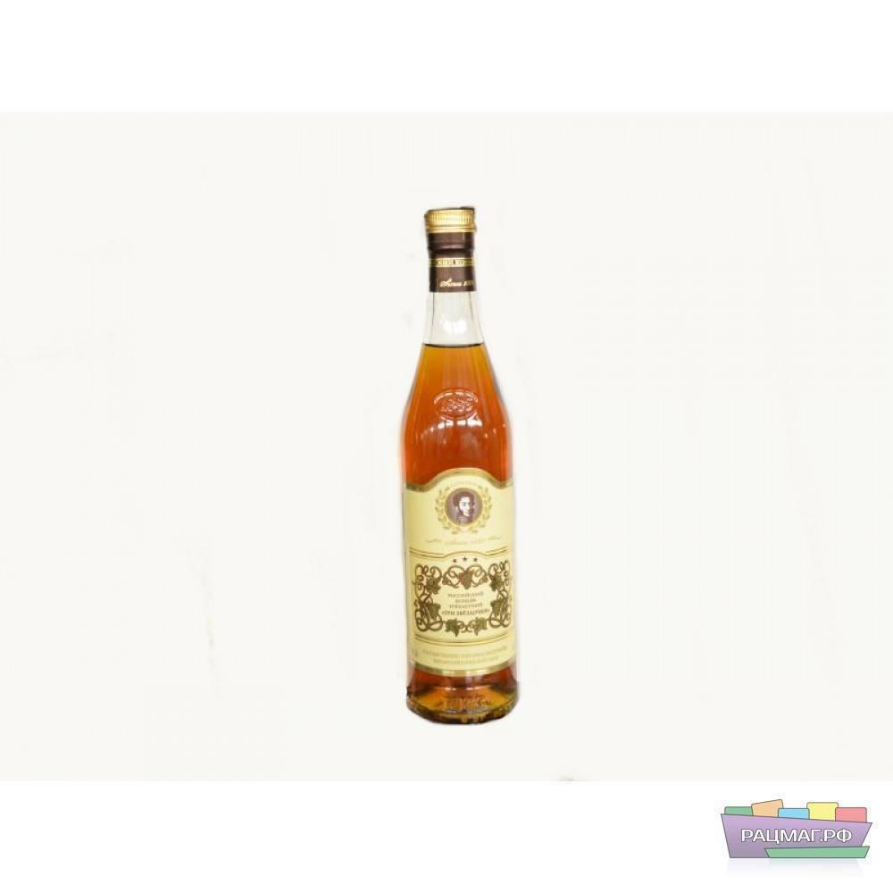 Коньяк «багратион» - королевский напиток
