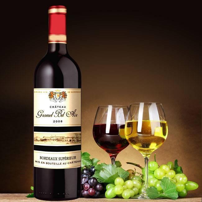 Топ 5 легендарных вин бордо