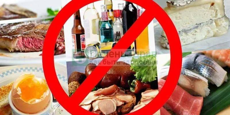 Совмещение алкоголя и холецистита, осложнения и последствия