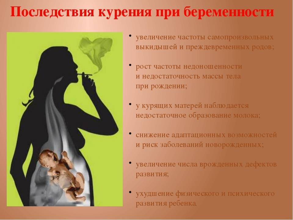 Вредные привычки при планировании беременности: как курение влияет на зачатие ребенка у мужчин и женщин?
