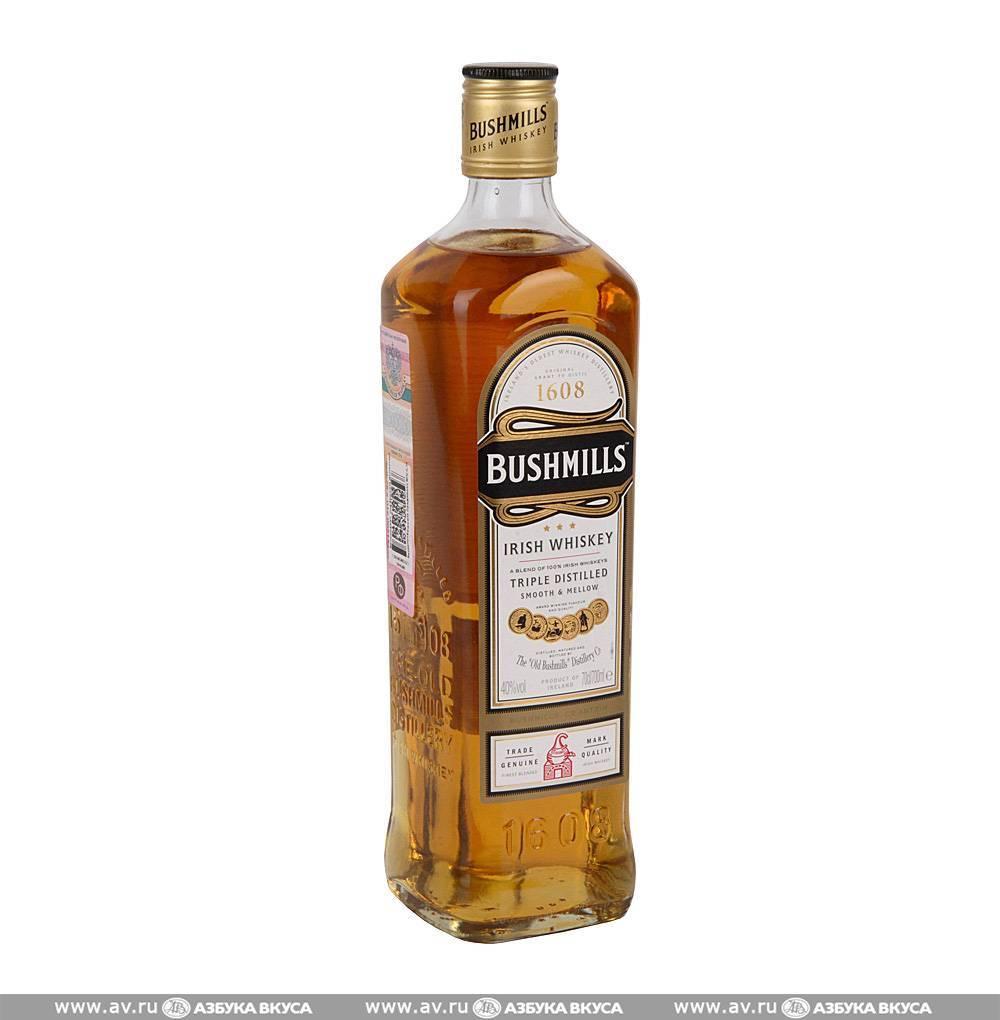 Виски bushmills (бушмилс) — история, особенности, обзор вкуса и описание как определить оригинал (120 фото + видео)
