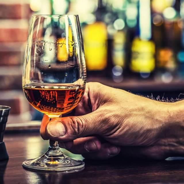 Что такое бурбон ? и как его пьют