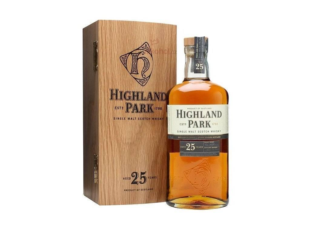 Виски highland park (хайленд парк) – описание и виды марки