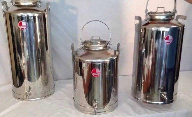 Сусловарочный котел: алюминий vs. нержавеющая сталь.