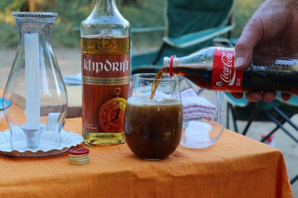 Как правильно пить коньяк с колой