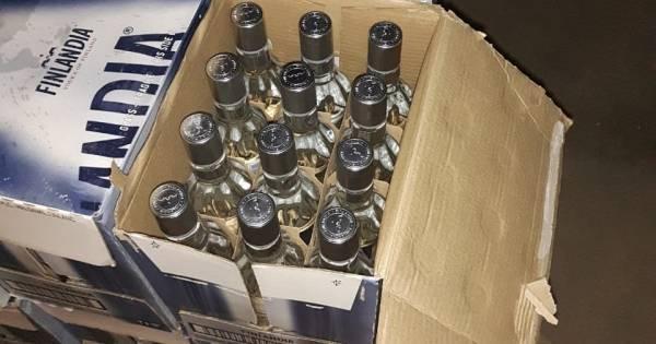 Сколько бутылок влезает в фуру - как перевозить водку, пиво и воду дальнобойщикам