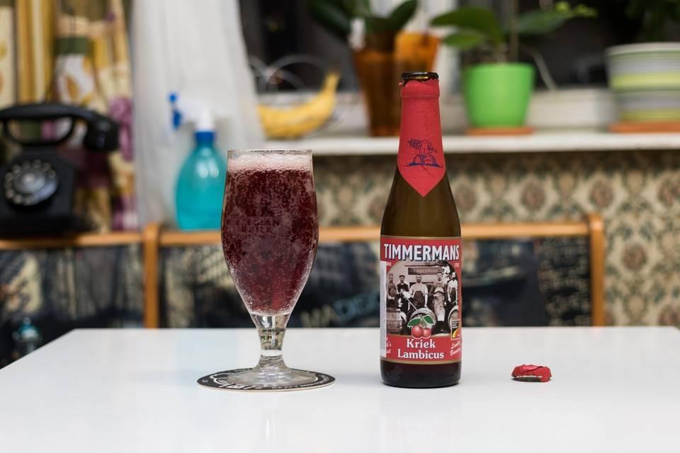 Вишневое пиво: особенности и лучшие марки