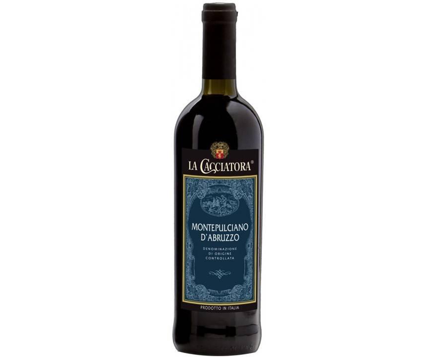 Вино монтепульчано д'абруццо