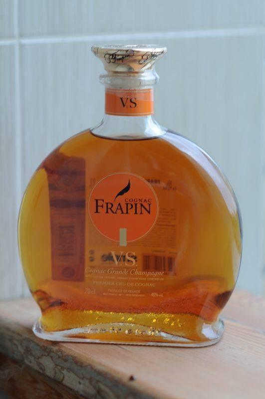 Коньяк фрапен (frapin vsop, xo, vs) — французская жемчужина