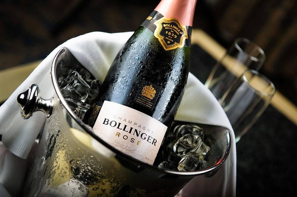 Bollinger — французское шампанское высшего класса