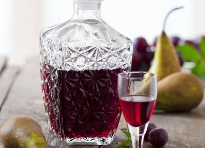 Сливовая наливка в домашних условиях: рецепты сливянки на спирту, самогоне, водке