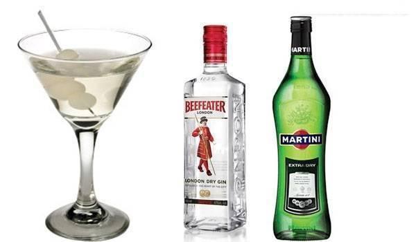 С чем обычно пьют джин