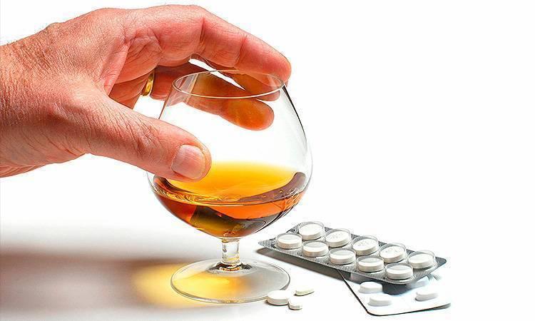 Можно ли пить эссенциале форте с алкоголем