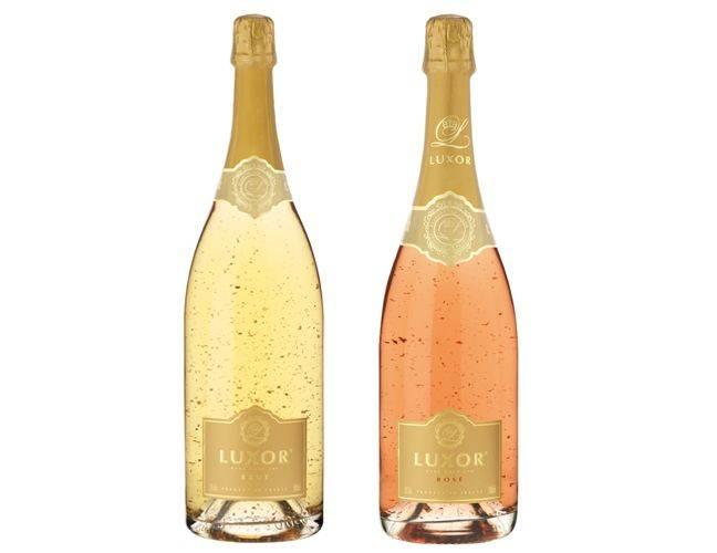 Перламутровое шампанское с блестками: популярные виды и советы по выбору