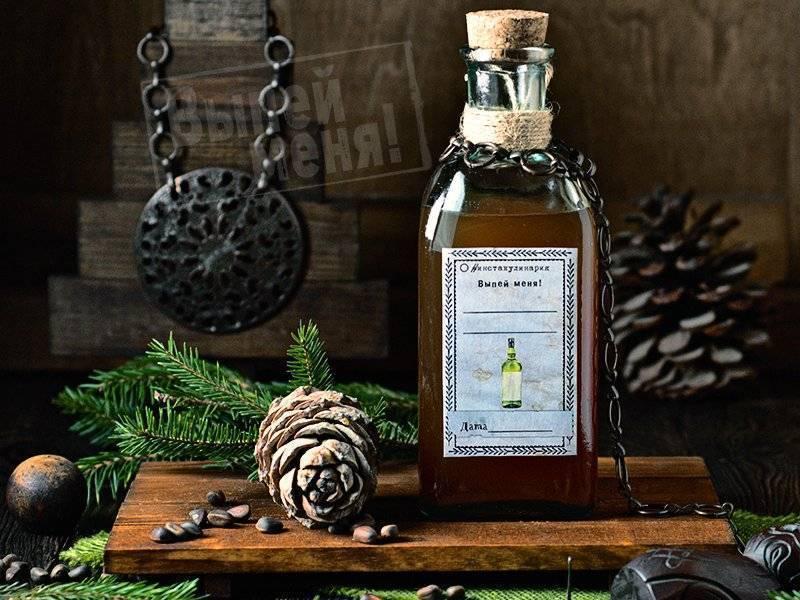 Кедровые орехи: настойка на водке и ее лечебные свойства и применение скорлупы и шишек