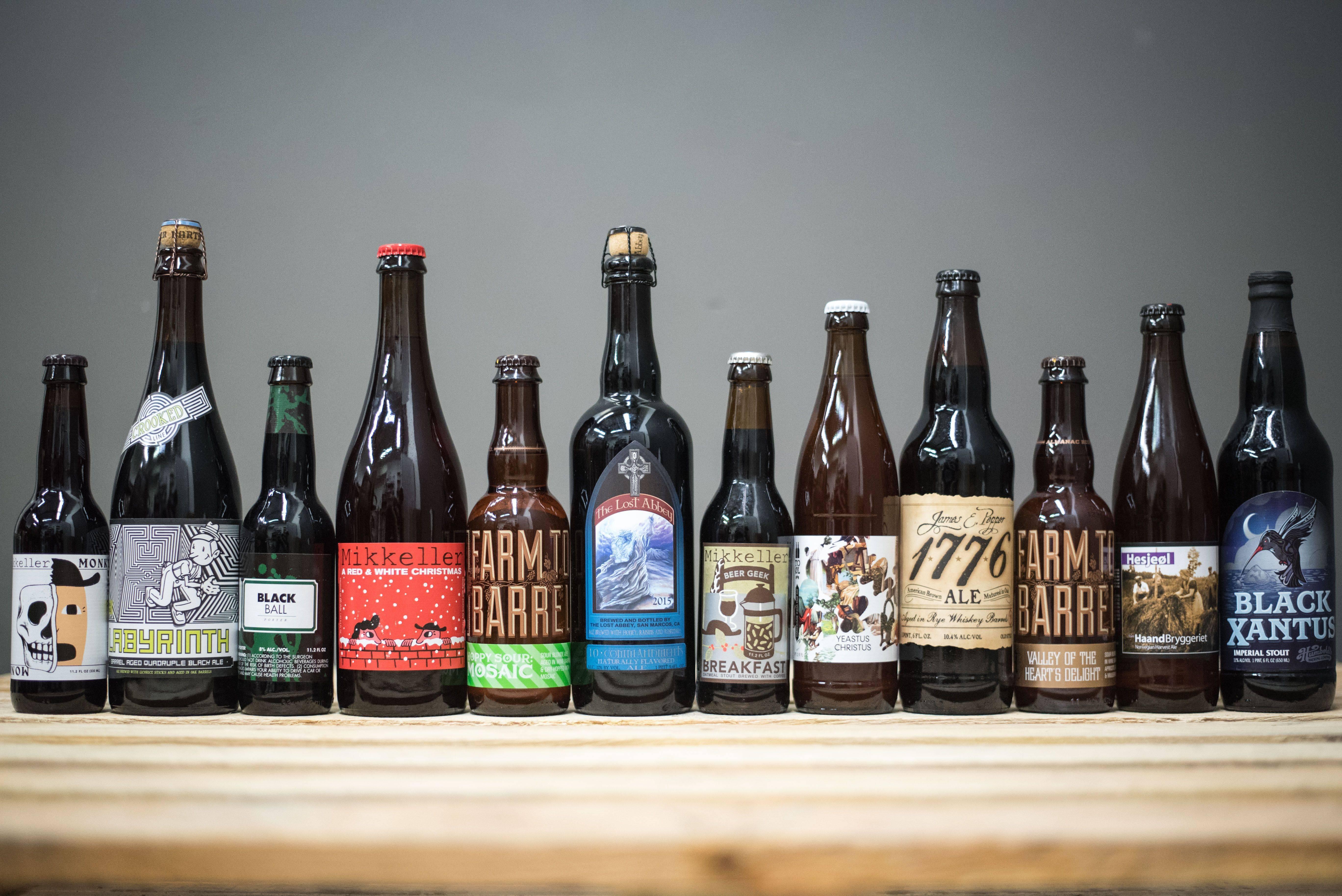 7 самых вкусных сортов крафтового пива и чем оно отличается от того, что разливают на обычном пивзаводе
