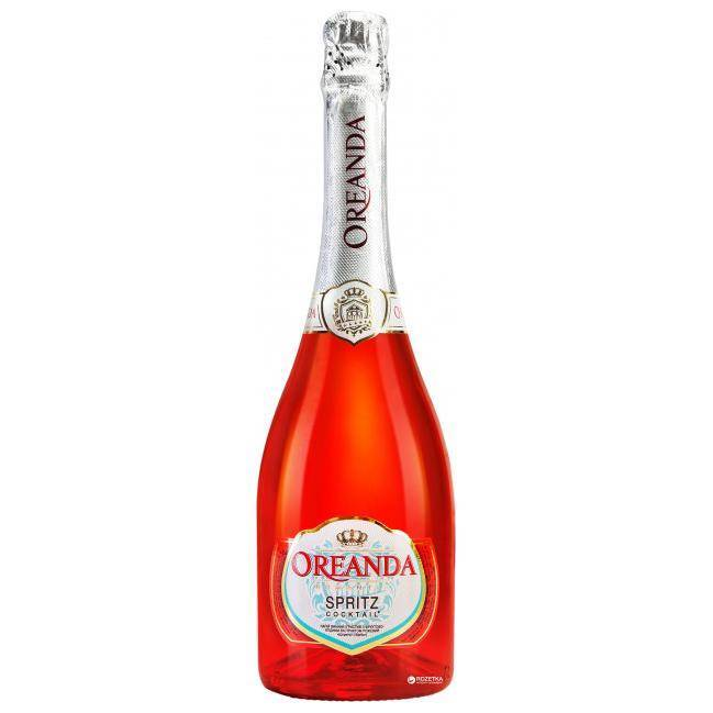 Шампанское ореанда и его особенности