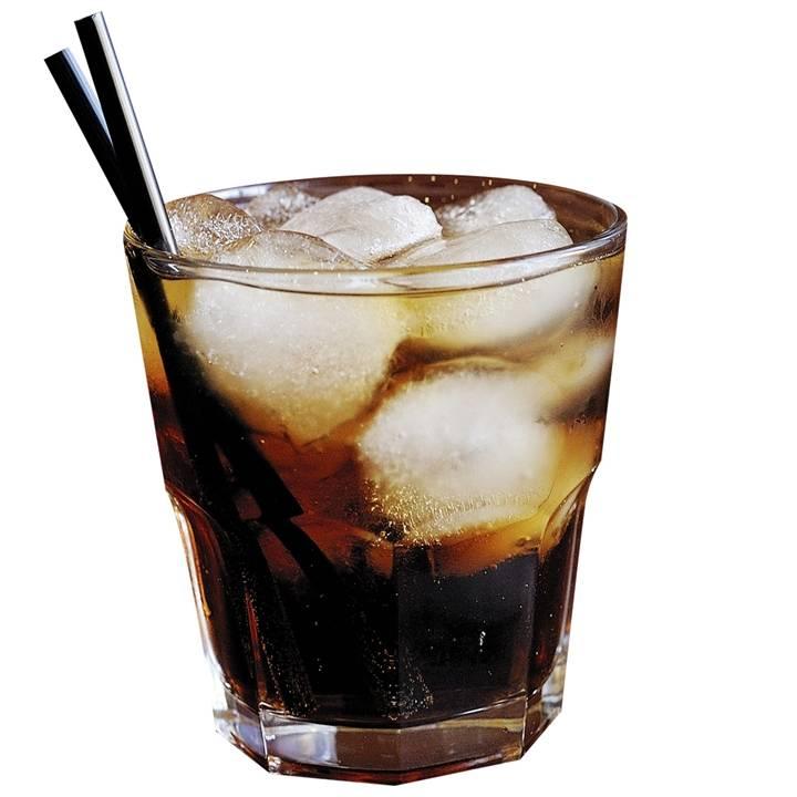 Рецепт популярного коктейля: как пить виски с колой