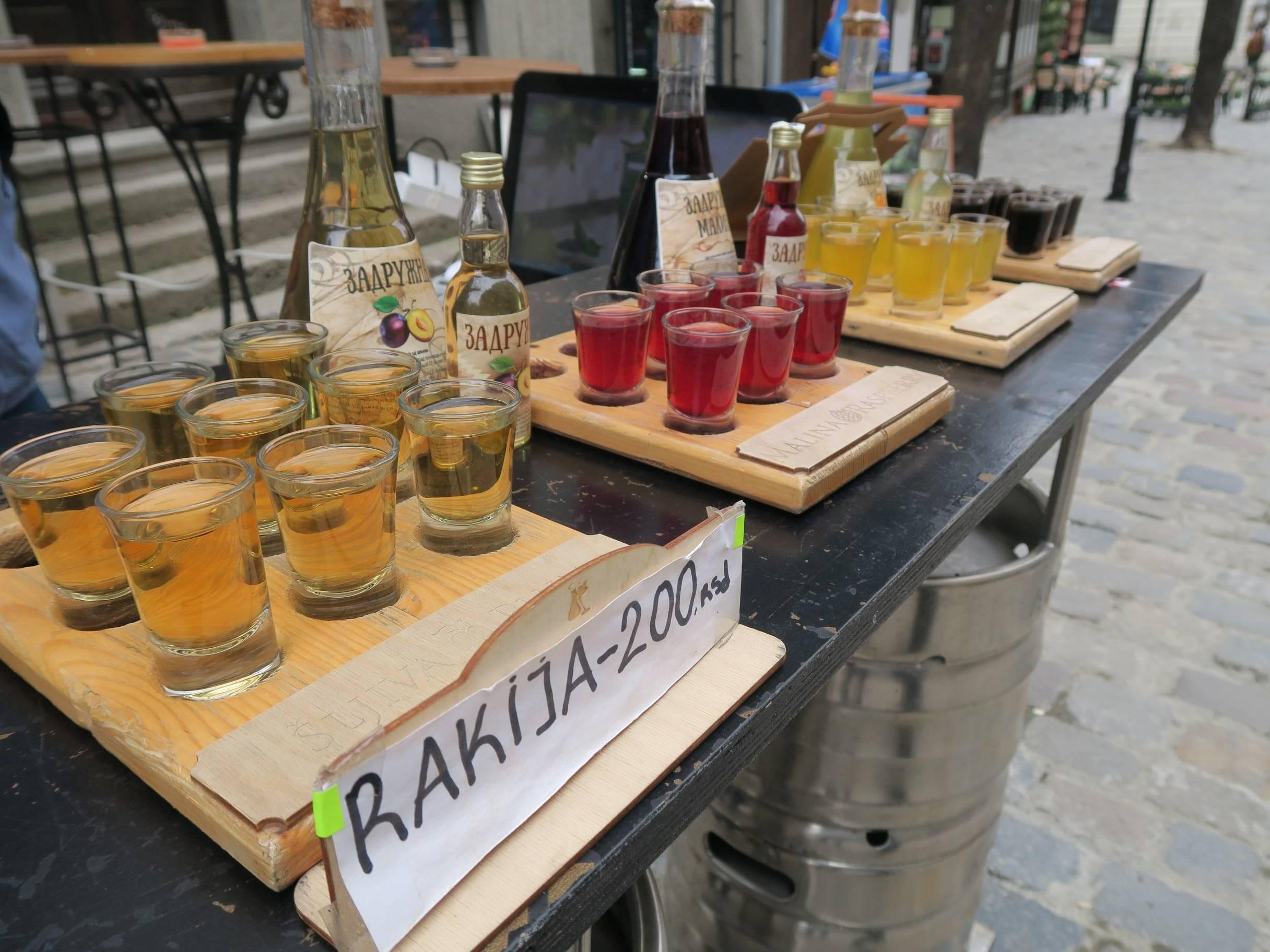 Что попробовать в сербии: национальная кухня, еда и напитки