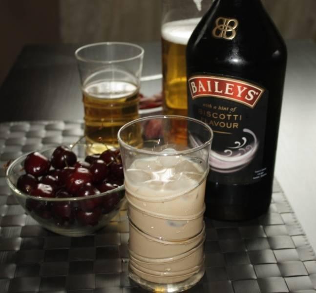 Как правильно пить baileys