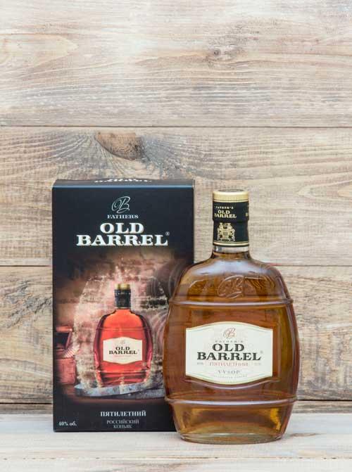 Оld barrel: производитель коньяка олд баррель 5 лет, органолептические свойства, виды напитка