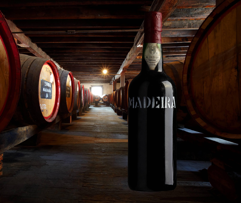 Виноград мадера - описание сорта